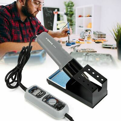 Yihua 938d Portable Hot Tweezers Mini Soldering Iron Station For Bga Smd 110v