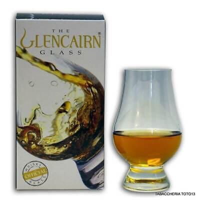 Glencairn bicchiere ufficiale per degustazione whisky