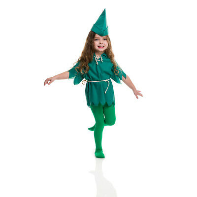 Toddler Peter Pan Halloween Costume size 2T-4T (Halloween Costume Peter Pan Toddler)