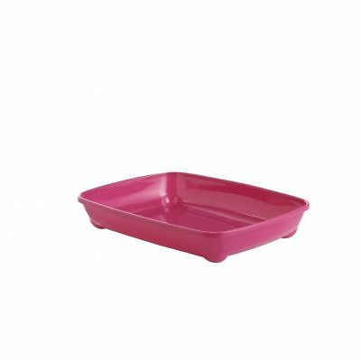Cat Litter Tray Hot Pink (37cm)