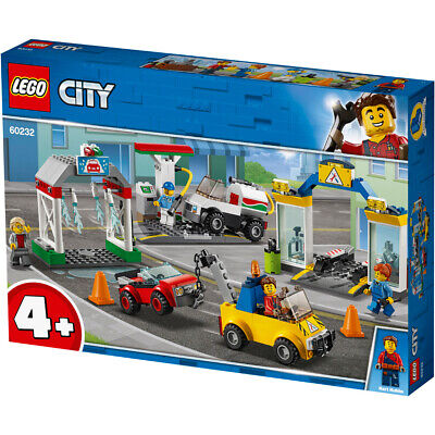 Lego City Garage Centre Building Set - 60232