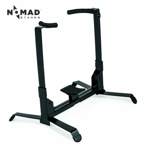 Nomad NIS-C070 Collapsible Tuba/Euphonium Instrument Stand Black - Brand New