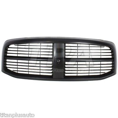 New Front GRILLE For Dodge Ram 3500,Ram 2500,Ram 1500 CH1200280 5JY121SPAE