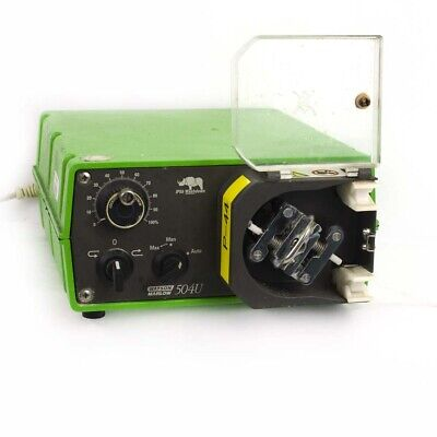 Watson Marlow 504u Mk2 220 Rpm Peristaltic Pump W Head