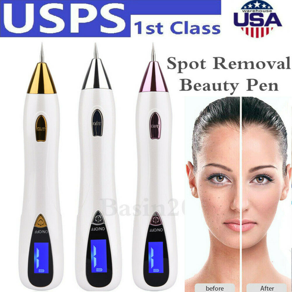 lcd display laser mole removal spot freckle