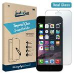 Just in Case Tempered Glass Apple iPhone 6 / 6s - Arc Edge