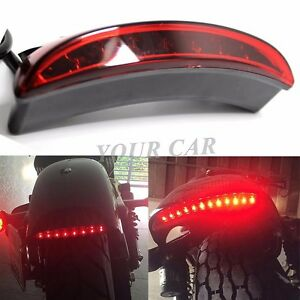 Cafe Racer Tail Light Ebay
