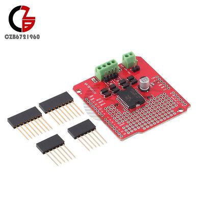 Dc Stepper Driver Board L298p Dual Channel Motor Driver Shield For Arduino