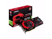 MSI NVIDIA GeForce 980Ti 6G Gaming