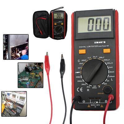 1999 Bm4070 Lcr Meter Self-discharge Capacitance Inductance Resistance Clip New