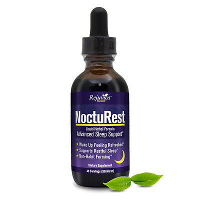 NoctuRest - Advanced Sleep Aid | Sleep Supplement | All Natural for Insomnia