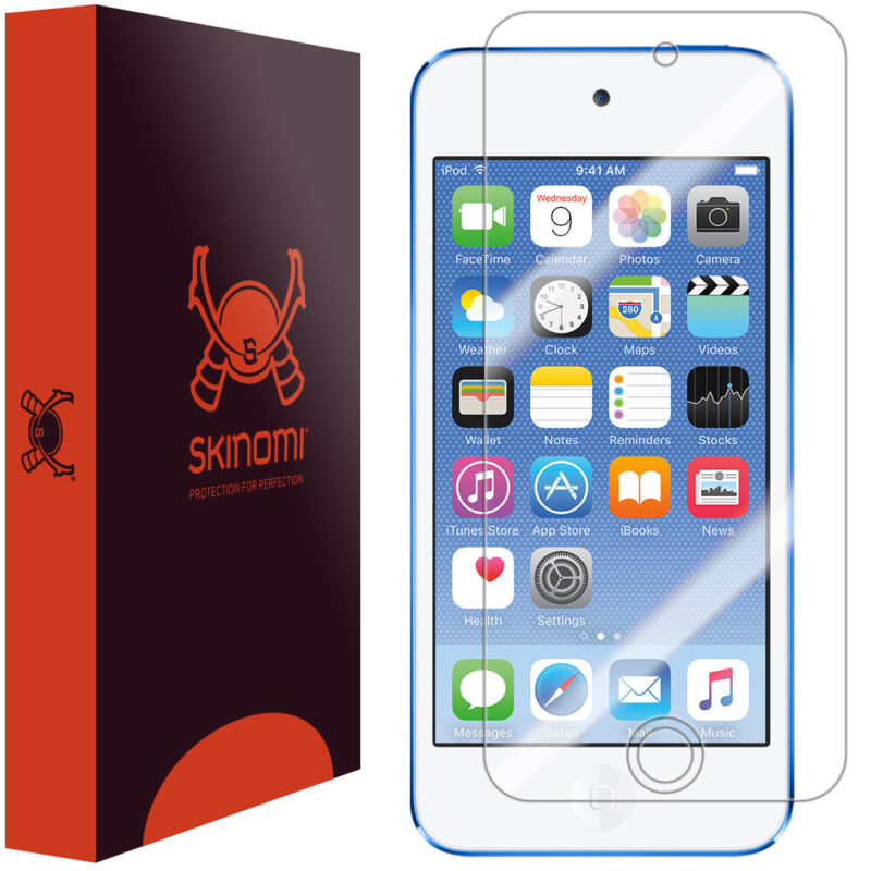 Skinomi Screen Protector for Apple iPod Touch [7th Gen, 2019]