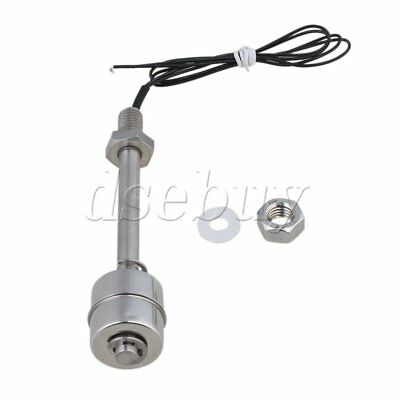 109mm Liquid Float Switch Water Level Sensor Stainless Steel