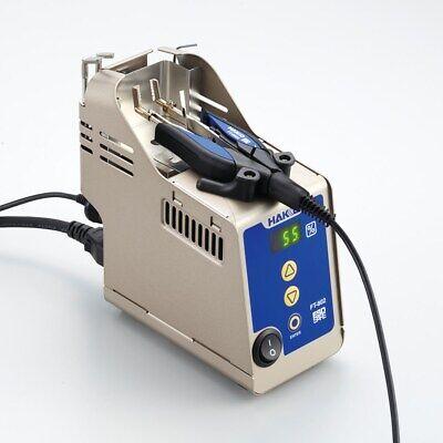 Hakko Ft802-03 - Digital Thermal Wire Stripper With Tweezer Style Handpiece Bla