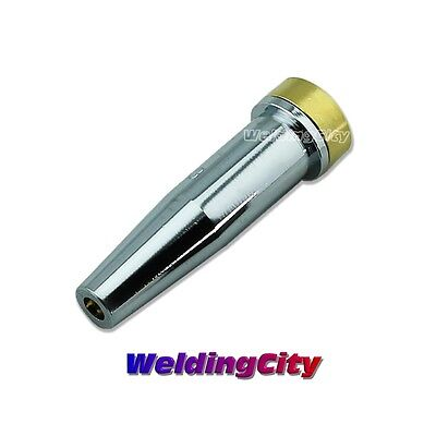 WeldingCity Acetylene Cutting Tip MC12#1 MC12-1 Size 1 for Smith Oxyfuel Torch