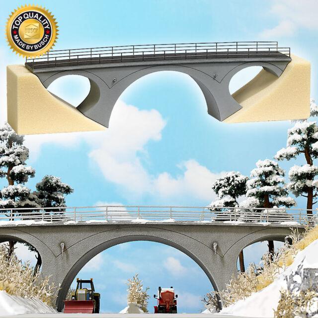 Busch 1590 Eierbrücke H0