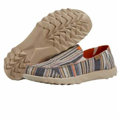 Hey Dude Shoes | Mens Farty UK  7/8/9/10/11/12 | 100% GENUINE | Free Delivery