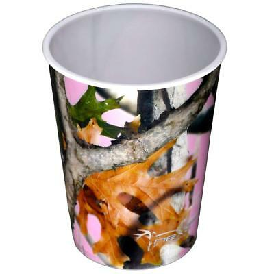 16oz NEXT Pink Camo camouflage Hunting Sports Birthday Party Plastic Favor Cup