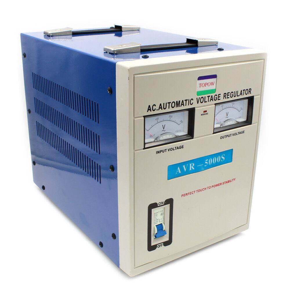 5000 Watt Step Down 220 to 110 Power Voltage Converter Trans