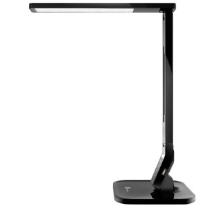 TaoTronics 14w LED Desk Lamp With USB Charging Port Touch Control 4 Light.