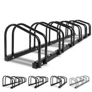 Bike Parking Rack for 3 to 6 Bikes - PRICES FROM