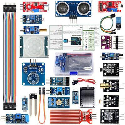 22-in-1 Starter Kit Sensor Module With Tutorial For Arduino Raspberry Pi Durable