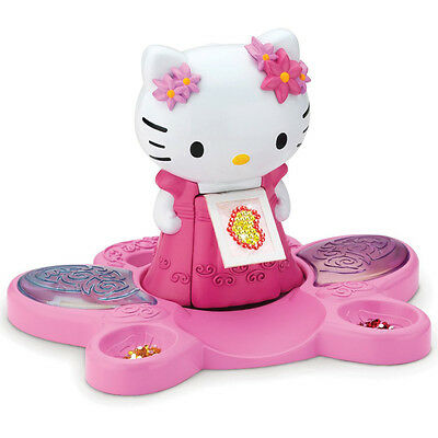 Original Hello Kitty Crystal Creation Kit Play Set Craft Creation Set Girls Toy