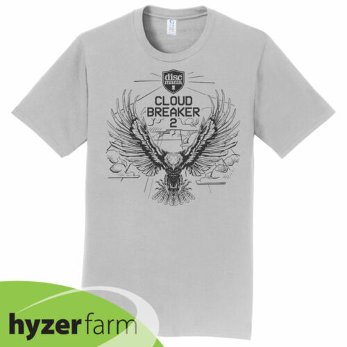 DISCMANIA EAGLE MCMAHON CLOUD BREAKER 2 TEESHIRT *pick a size* Hyzer Farm shirt