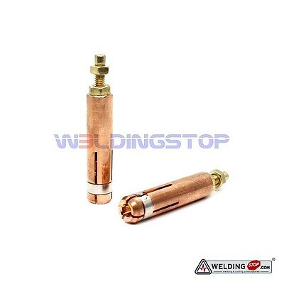 M5 Collets For Capacitor Discharge Cd Stud Welding Stud Gun 2pcs Ws Original