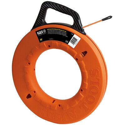 Klein Tools 56059 200 Ft. Multi-groove Non-conductive Fiberglass Fish Tape