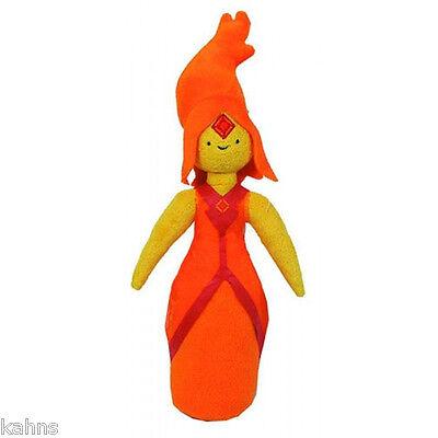 Adventure Time With Finn   Jake  Flame Princess 12  Stuffed Plush   Jazwares