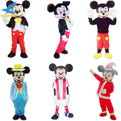 2019 Cute Mickey and Minnie Mascot Costumes X'mas 13 Models Birthday - Mickey And Minnie Halloween Birthday