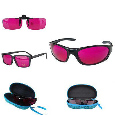 Colorblindness Corrective Glasses For Red Green Color Blind Vision Care