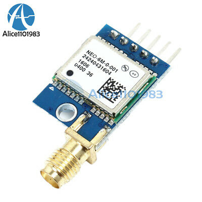 Gps Mini Neo-6m Satellite Positioning Module 51 Scm Mcu For Arduino Stm32 C51
