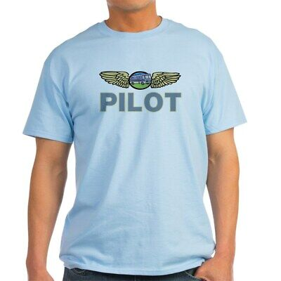 CafePress RV Pilot Light T Shirt 100% Cotton T-Shirt