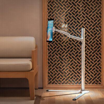Adjustable 360º Lazy Bed Floor Stand Mount Holder for iPad Tablet Indoor Outdoor