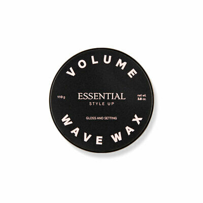 [THE FACE SHOP] Essential Style Up Hair Wax No.Volume Wave - 110g / Free Gift