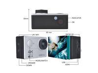 4K Action Camera Waterproof Sport Cam wi-fi