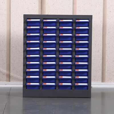 Parts Cabinet Bolt And Nut Storage Cabinet 40 New