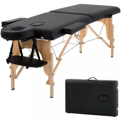 """New Massage Table Massage Bed Spa Bed 73"""" Long Portable 2 folding W/ Carry Case Health & Beauty"""