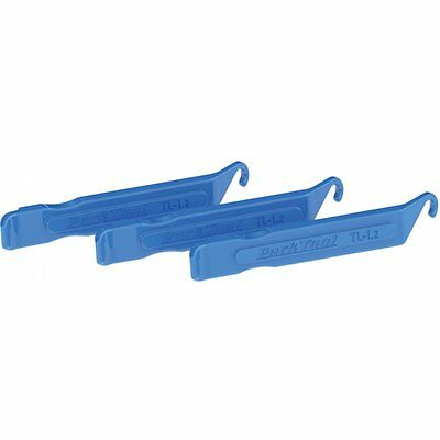 Park Tool TL1.2C - Bicycle Tyre Lever Set of 3 Carded - Puncture Repair
