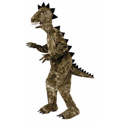 Adult Dinosaur Halloween Costume (Adult Dinosaur Mascot Costume size)