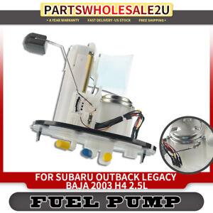 Fuel Pump Module Assembly for Subaru Legacy Outback 2000-2003 Baja 2003 H4 2.5L