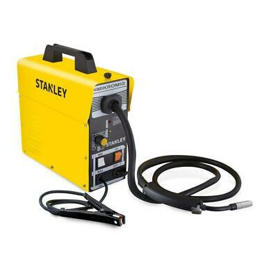 Stanley Mikromig Flux Cored Welder 120v 35-80 Amps .03 - .04 Inch Diameter Wire