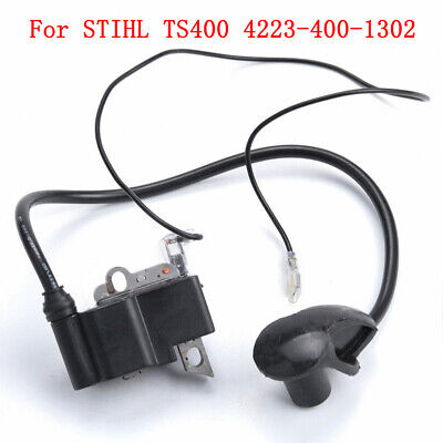For Stihl Ts400 Old Style Ts460 3-bolt Ignition Coil 4223-400-1300 Engine Part