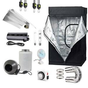 4' x 4' Grow Tent Kit