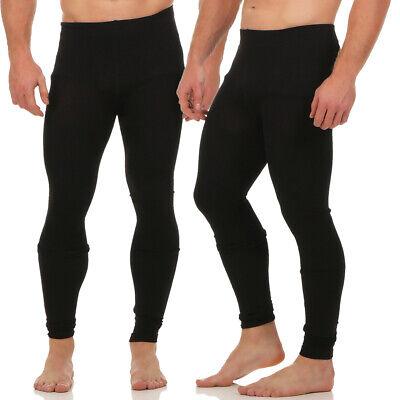 2er Pack Herren Thermo Leggings Unterhose Hose Pants Männer Unterwäsche warm 20