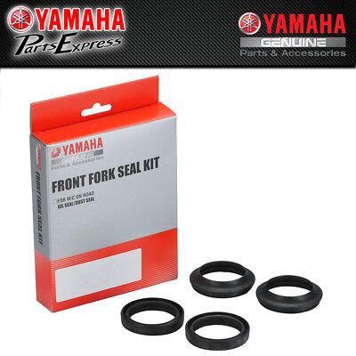 NEW YAMAHA FRONT FORK SEAL KIT R1 FJR1300 FZ1 FZ8 TMAX YZF-R6S 4PU-W003B-00-00