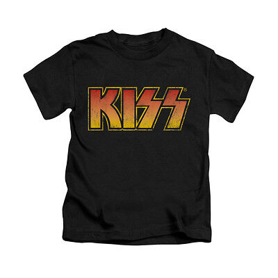 KISS CLASSIC Licensed Toddler & Boy Graphic Band Tee Shirt 2T 3T 4T 4 5-6 7