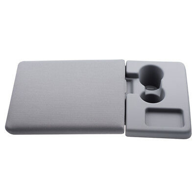 OEM NEW Front Seat Center Console Armrest Split Bench Grey F-150 BL3Z18644A22AB, used for sale  Quincy